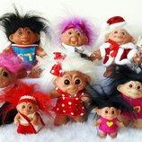 Кукла тролль троллики Dam Denmark