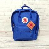 Стильный рюкзак сумка Kanken Синяя Супер Цена