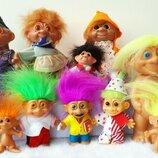 Кукла тролль троллики