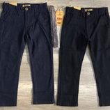 Котоновые брюки для мальчиков 6-16 лет
