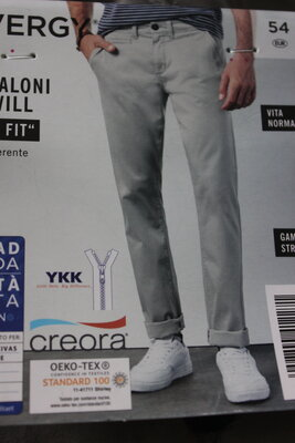 Качественные мужские брюки 54 eur XL Livergy Германия