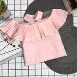 Шикарная блузка для модных девочек