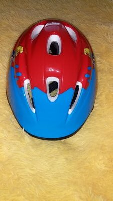 Шлем для маленького велосипедиста