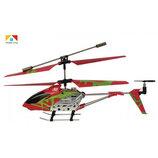 Вертолет 33012R MODEL KING КРАСНЫЙ . Вертоліт на радіоуправлінні. Гелікоптер на радіоуправлінні.