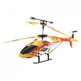 Вертолет 33012Y MODEL KING ЖЕЛТЫЙ . Вертоліт на радіоуправлінні. Гелікоптер на радіоуправлінні.