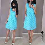 Легкое летнее платье,2 цвета