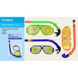 разные Наборы для плавания- маски, ласты, трубки, очки для плавания.