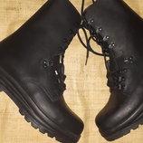 8р 28-28/5 см кожа ботинки новые с Европы Minerva