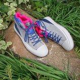 Высокие кеды Конверсы хай-топы Converse Ctas Street Boot Hi 44 р 29 см