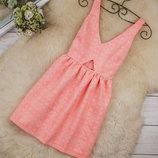 Очень красивое и качественное платье от ZARA рр М наш 46