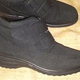 41р-26.5 ботинки легкие вставлена стелька, коттон ширина стельки 9.5 очень легкие мембрана высота о