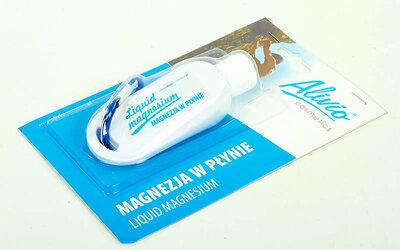 Тальк гимнастический жидкий Alivio Liquid Magnesium 007 магнезия объем 50мл