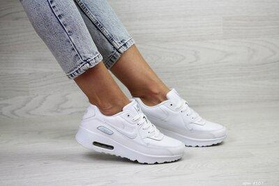 Кроссовки женские Nike Air Max 90 white