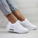 Кроссовки женские Nike Air Max 90 white