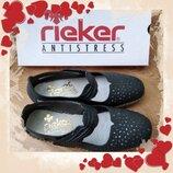 Туфли натуральная кожа от Rieker