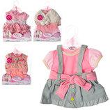 Кукольный Наряд. Одяг для пупсиков. Одежда для куклы. Одежда для кукол беби борн