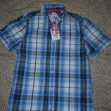 Новая стильная рубашка Crew clothing размер S-M 36-38 Англия