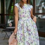 Платье 42,44,46,48 размеры 4 цвета