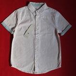 Рубашка-Шведка F&F для мальчика 6-7 лет.