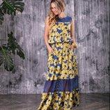 Платье 46,48,50,52,54 размеры 2 цвета
