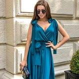 Красивое платье «Ева» четыре расцветки