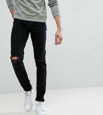Стильные джинсы с дырками от new look man