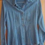Рубашка джинсовая женскаяCOLIN'S рубашка жіноча джинсова