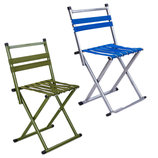 Стул туристический складной со спинкой 0535 стульчик туристический размер 42х29х73cм