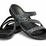 Crocs Swiftwater Sandal W7 крокс шлепанцы сандалии