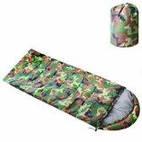 Спальный мешок 190 30 х 75 см от 0оС до 15оС YFP532