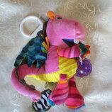 Игрушка, погремушка развивающая Lamaze, подвеска, шуршалка