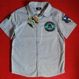 Рубашка-Шведка H&M для мальчика 6-7 лет.
