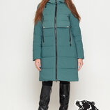 Braggart длинная женская куртка на зиму 25465 цвета