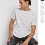 Базовая футболка с регланными рукавами new look Ххл