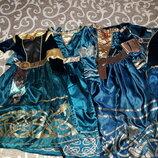 Прокат. Платья принцессы Мериды от 3 до 10 лет.