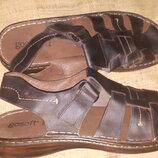 46р-31.3 кожа новые сандали экстралегкие Gosoft