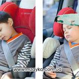 лучший фиксатор держатель головы ребенка в автокресле, безопасность в автомобиле