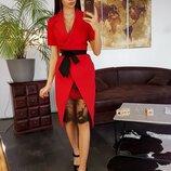 Платье 4 цвета 42,44 размеры