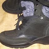 40р-26.5 ботинки зима Geox respira замша вся стелька 26.5 ширина стельки 9 см мерялись или раз бу вы