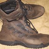 евро 44- 28.5-29.5 ботинки Geox respira All dry вся стелька с загибом 29.5, углубление на стопу 28.5