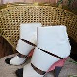 Женские босоножки Chloe, оригинал, кожаные.
