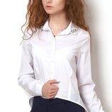 Школьная блузка на девочку подростка от Mevis 2372 Размеры 146 -164