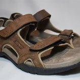 Сандалии босоножки Teva Fossil Canyon Leather мужские трекинговые. Оригинал. 43-44 р./28.5 см.