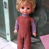 Кукла Гдр 52 см отличная в родном