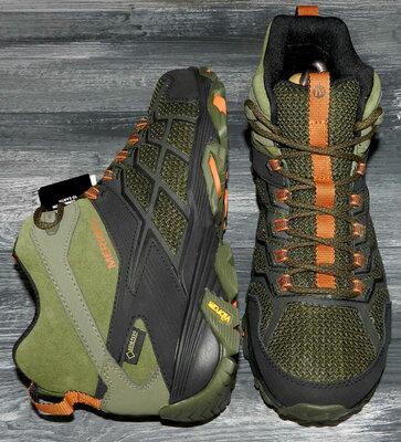 Новые merrell gore-tex оригинальные, кожаные, невероятно крутые ботинки