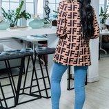 пиджак Ткань креп