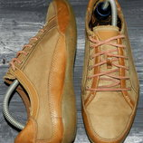 Timberland оригинальные, кожаные, невероятно крутые туфли-кроссовки