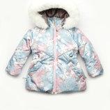 Куртка зимняя для девочки Снежинка 03-00829-0