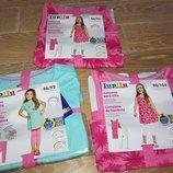 Новые комплекты Lupilu p.86-92 и 98-104