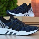 Акция Кроссовки мужские Adidas Equipment dark blue